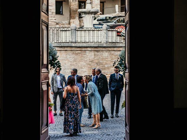 Il matrimonio di Alice e Michele a Fossombrone, Pesaro - Urbino 35