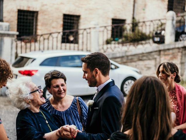 Il matrimonio di Alice e Michele a Fossombrone, Pesaro - Urbino 36