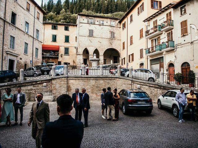 Il matrimonio di Alice e Michele a Fossombrone, Pesaro - Urbino 38