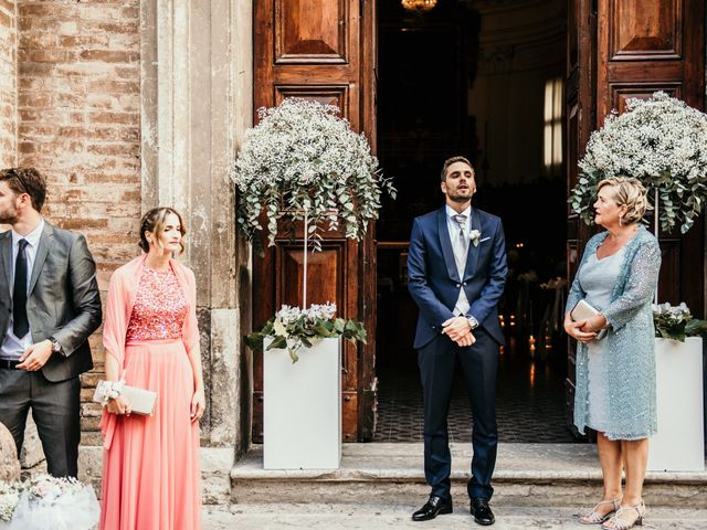 Il matrimonio di Alice e Michele a Fossombrone, Pesaro - Urbino 39