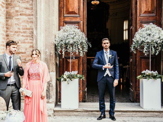 Il matrimonio di Alice e Michele a Fossombrone, Pesaro - Urbino 40