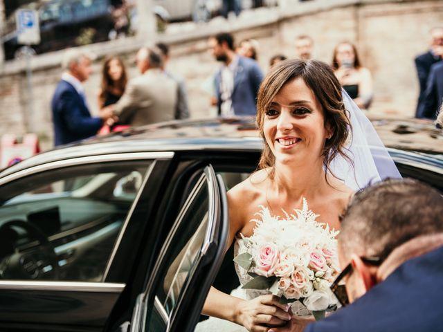 Il matrimonio di Alice e Michele a Fossombrone, Pesaro - Urbino 42