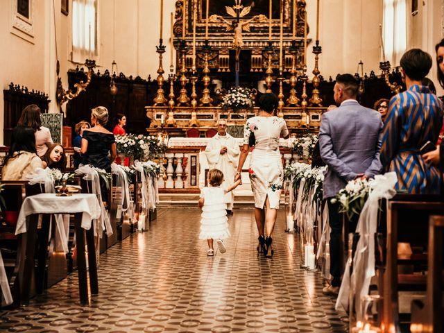 Il matrimonio di Alice e Michele a Fossombrone, Pesaro - Urbino 44
