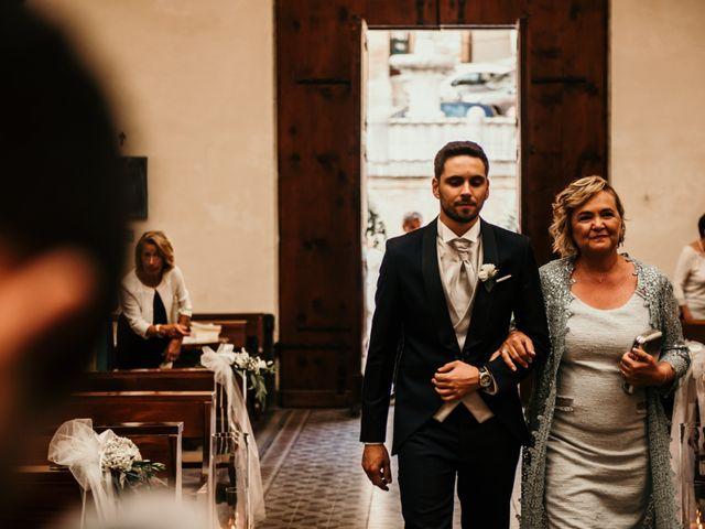Il matrimonio di Alice e Michele a Fossombrone, Pesaro - Urbino 45
