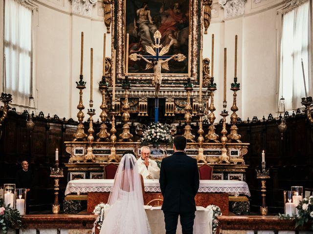 Il matrimonio di Alice e Michele a Fossombrone, Pesaro - Urbino 46