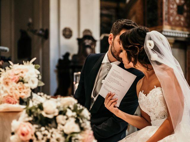 Il matrimonio di Alice e Michele a Fossombrone, Pesaro - Urbino 47