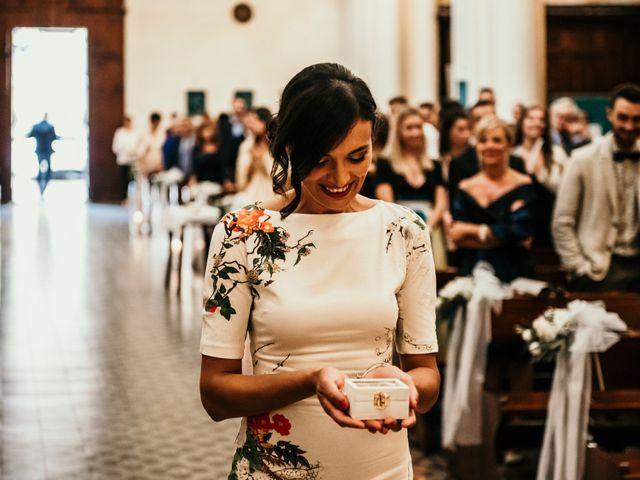 Il matrimonio di Alice e Michele a Fossombrone, Pesaro - Urbino 50