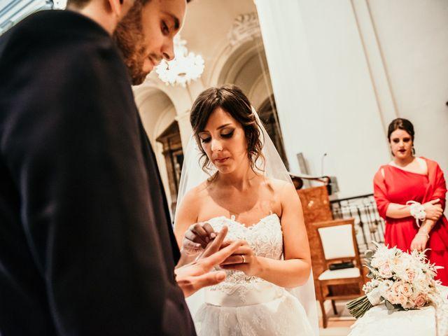 Il matrimonio di Alice e Michele a Fossombrone, Pesaro - Urbino 52