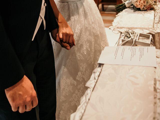 Il matrimonio di Alice e Michele a Fossombrone, Pesaro - Urbino 53