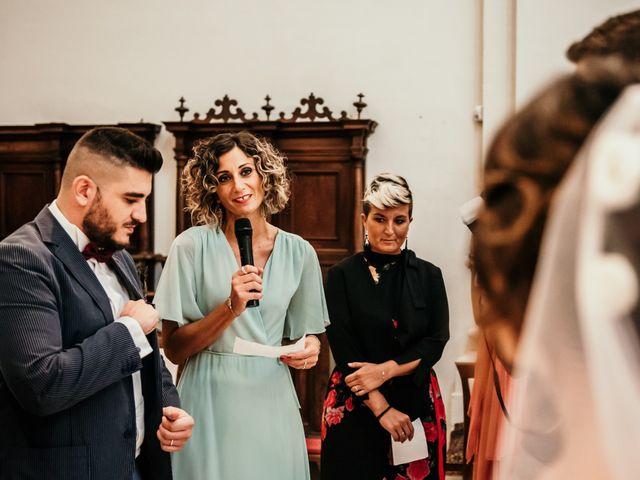 Il matrimonio di Alice e Michele a Fossombrone, Pesaro - Urbino 54