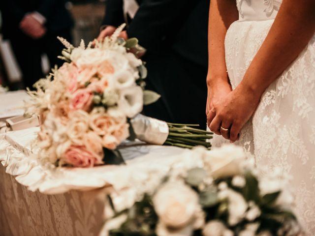 Il matrimonio di Alice e Michele a Fossombrone, Pesaro - Urbino 56