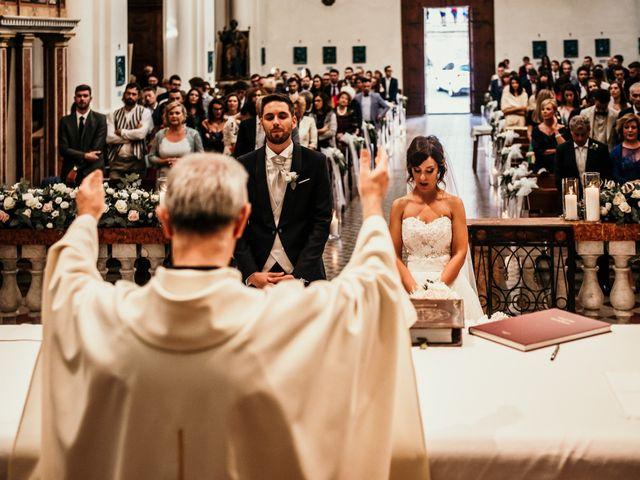 Il matrimonio di Alice e Michele a Fossombrone, Pesaro - Urbino 57