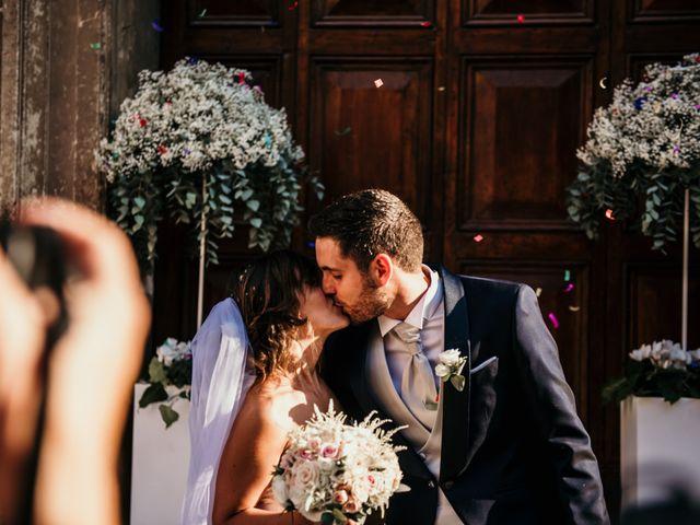Il matrimonio di Alice e Michele a Fossombrone, Pesaro - Urbino 61