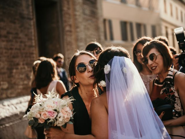 Il matrimonio di Alice e Michele a Fossombrone, Pesaro - Urbino 64