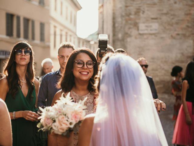 Il matrimonio di Alice e Michele a Fossombrone, Pesaro - Urbino 65