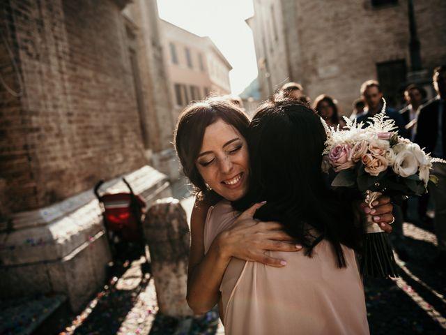 Il matrimonio di Alice e Michele a Fossombrone, Pesaro - Urbino 66