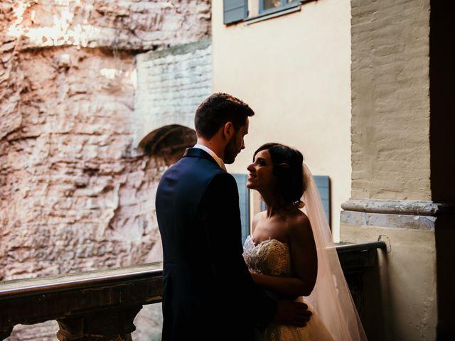 Il matrimonio di Alice e Michele a Fossombrone, Pesaro - Urbino 67