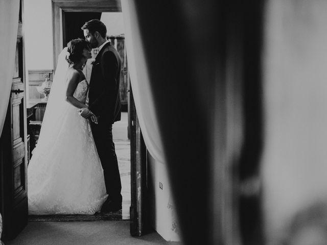 Il matrimonio di Alice e Michele a Fossombrone, Pesaro - Urbino 73