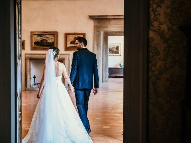 Il matrimonio di Alice e Michele a Fossombrone, Pesaro - Urbino 74