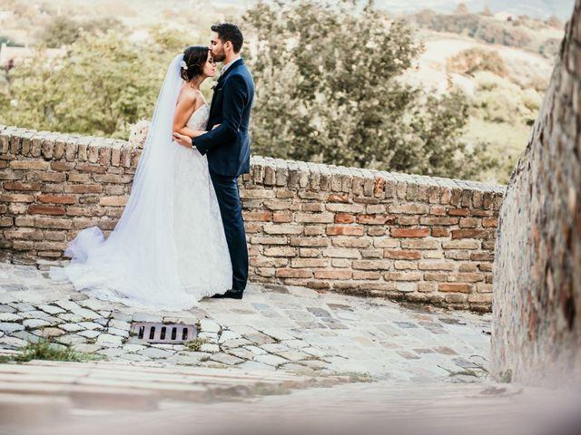 Il matrimonio di Alice e Michele a Fossombrone, Pesaro - Urbino 76