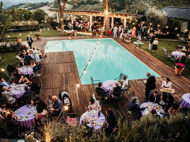 Il matrimonio di Alice e Michele a Fossombrone, Pesaro - Urbino 78