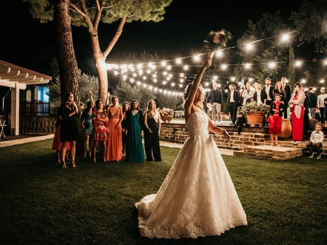 Il matrimonio di Alice e Michele a Fossombrone, Pesaro - Urbino 103
