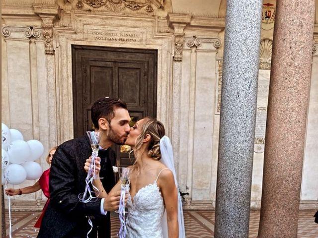 Il matrimonio di Andrea e Federica a Roma, Roma 5