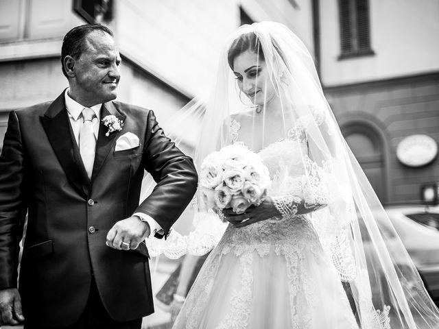 Il matrimonio di Loredana e Daniele a Bergamo, Bergamo 49