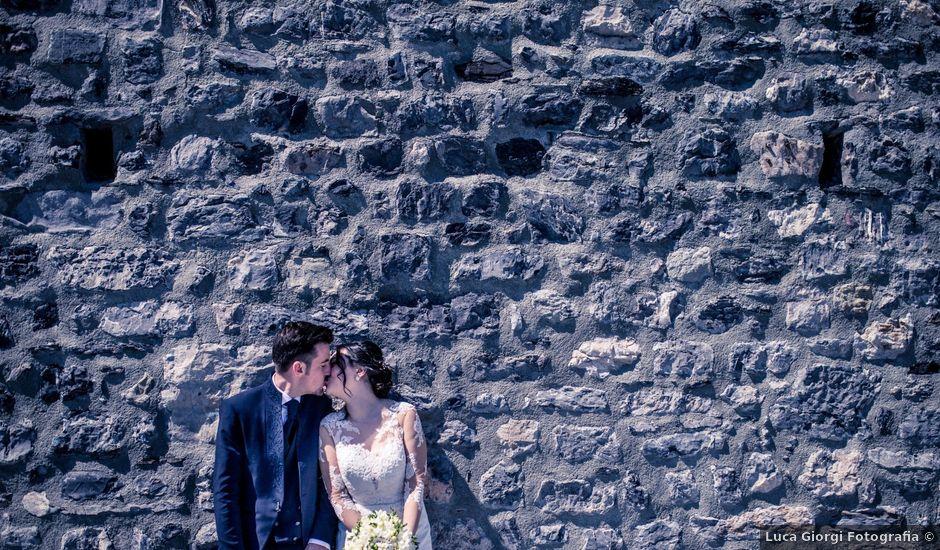 Il matrimonio di Ernesto e Eliana a Portovenere, La Spezia