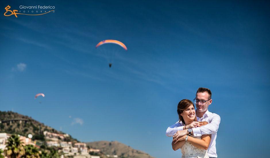 Il matrimonio di Antonio e Paola a Taormina, Messina