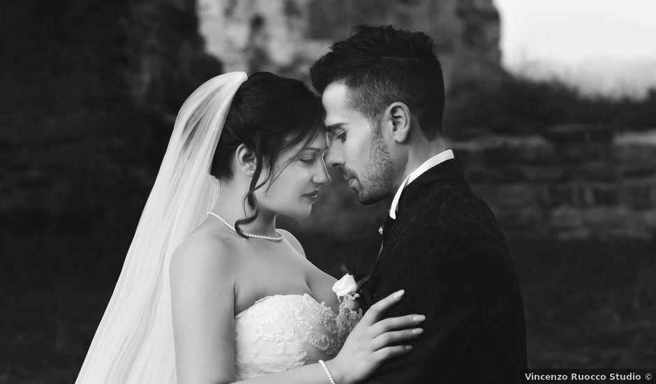 Il matrimonio di Daniele e Maria a Sessa Cilento, Salerno