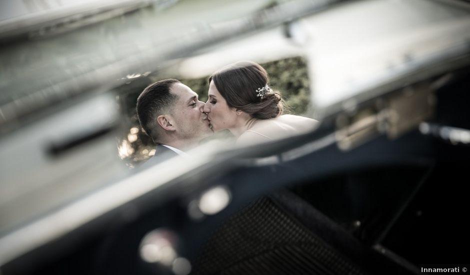 Il matrimonio di Giuseppe e Ana a Seregno, Monza e Brianza