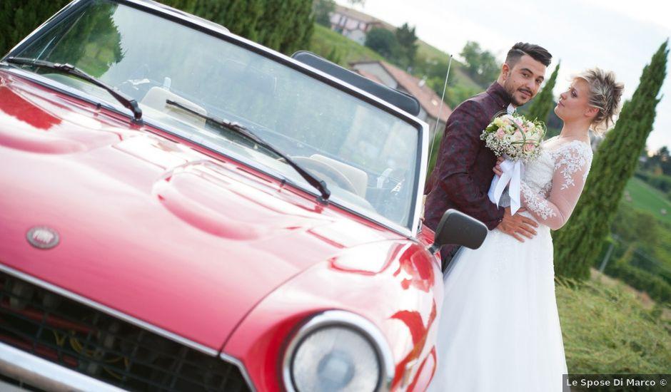 Il matrimonio di Omar e Serena a Alessandria, Alessandria