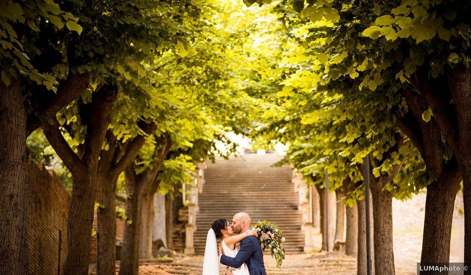 Il matrimonio di Leonardo e Martina a Cartoceto, Pesaro - Urbino