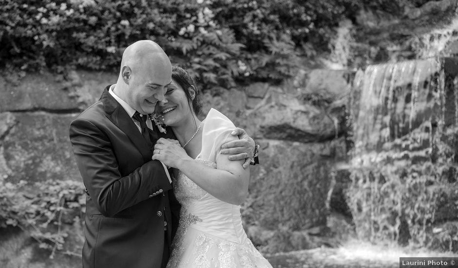 Il matrimonio di Riccardo e Claudia a Viterbo, Viterbo