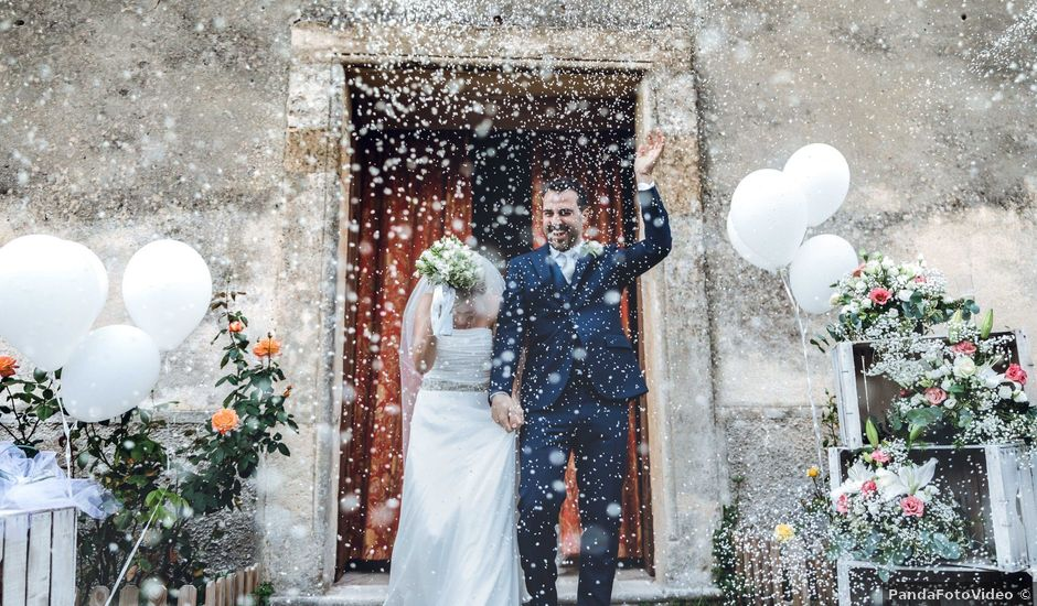 Il matrimonio di Valentina e Fabio a Negrar, Verona