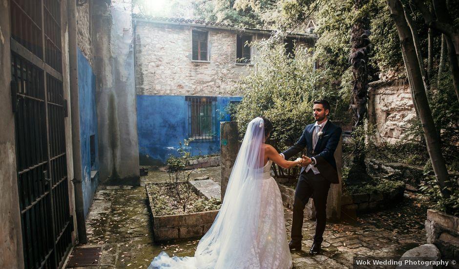Il matrimonio di Alice e Michele a Fossombrone, Pesaro - Urbino