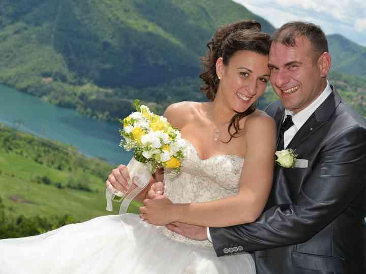 Le nozze di Arianna e Simone