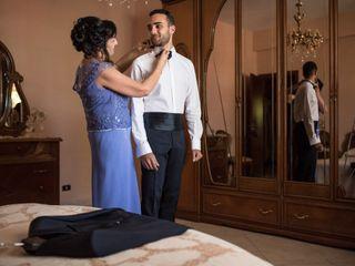 Le nozze di Cristina e Gianluca 1