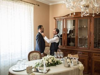 le nozze di Cristina e Gianluca 2