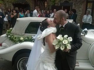 Le nozze di Simone e Angela