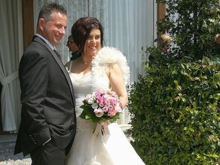Le nozze di Massimiliano  e Alessandra
