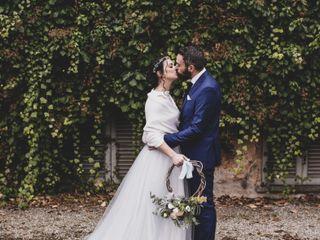 Le nozze di Daria e Federico