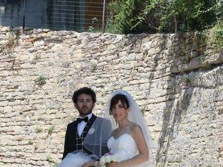 Le nozze di Carlo e Giulia 1