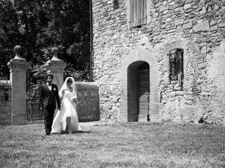 Le nozze di Carlo e Giulia