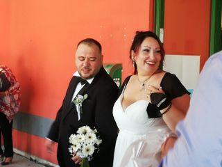 Le nozze di Genny e Pier