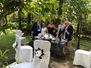 Le nozze di Luciana e Saverio