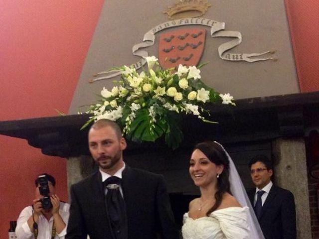 Il matrimonio di Angela e Simone a Piossasco, Torino 4