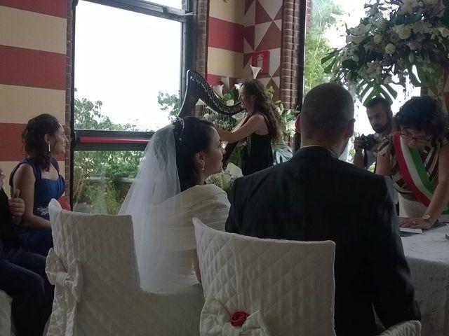 Il matrimonio di Angela e Simone a Piossasco, Torino 5