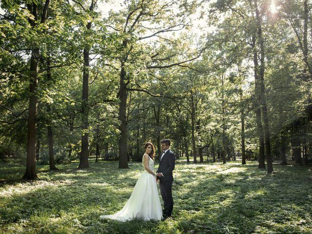 Le nozze di Carolina e Boris